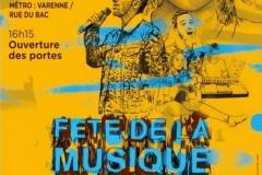 Fête de la musique à Matignon