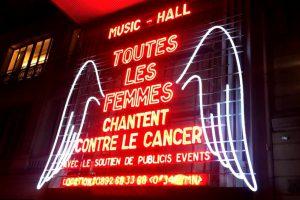 Concert - Toutes les femmes chantent contre le cancer @ Olympia de Paris